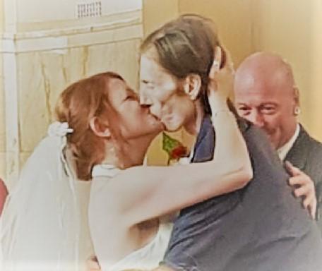 LUKE - 1st Wedding AnniversaryMy beloved Seamus, this day, 1 year ago, I had the honour of marrying...