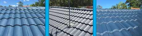 <ul> <li> Roof Painting</li> <li> Guttering</li> <li> Rebed and...</li></ul>