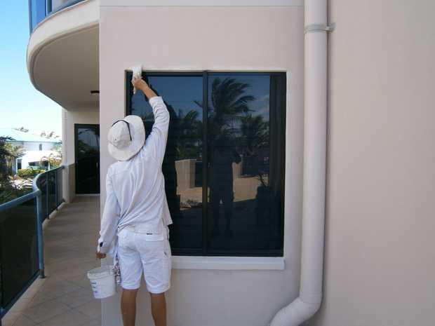 Waterproofing  Painting  Rust Repair  Rendering  General Maintenance
