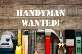HANDYMAN - ROOFER