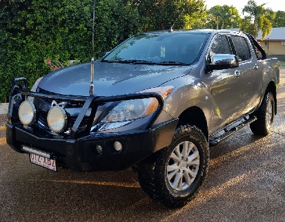 4x4 3.2L Turbo Diesel, 103,000k's, tub liner, torno cover,   tow & ball bar, sp...