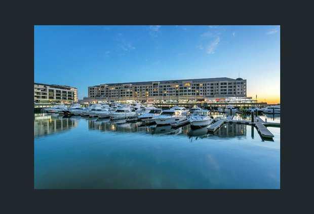 $250,000 GLENELG MARINA BERTH 13M BERTH located in the Glenelg Marina Holdfast Shores   ...