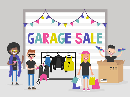 Garage & Book Sale!   Corner of Pacific Highway & St. Johns Avenue   Friday 29th of...