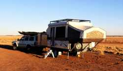 Serious offroader Excellent condition Huge storage Lots of comfort features: King bed Shower/toilet...