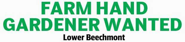 Lower Beechmont Must have experience in operating and maintaining machinery. Part-time casual. Sa...