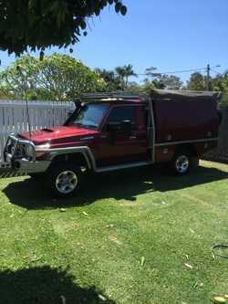 One Owner, Always Garaged, RWC, A lot of money has been spent on car and is ready to hook that carav...