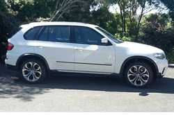 BMW X5 Turbo Diesel 2013, 81kms, Innovation pack', Sat Nav, camera, heads up display, n/tyr...