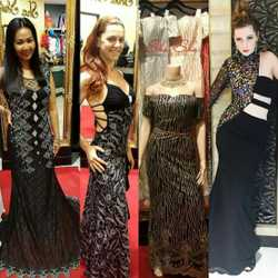 Your chance to profit from this bulk lot of lovely assorted brand new Evening Dresses sell from h...