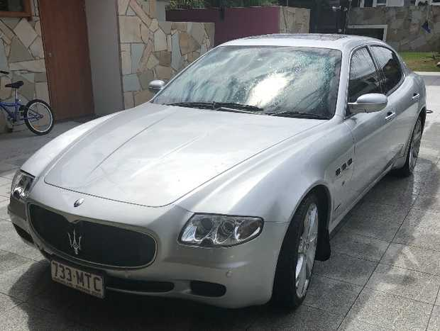 Including Car Cover & Sophistocated Blue-tooth,