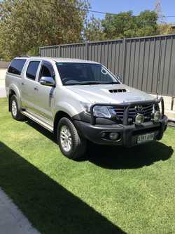 Nov' 2012  Automatic  3 litre diesel  Metallic silver  180,00 k...