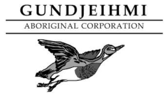 The Gundjeihmi Aboriginal Corporation (GAC) works and operates in the beautiful surrounds of Kaka...