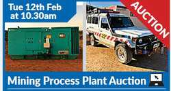 TUESDAY 12th FEBRUARY AT 10:30AM
