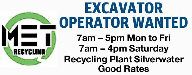 7am 5pm Mon to Fri 7am 4pm Saturday Recycling Plant Silverwater Good Rates PH: 1300 638 123