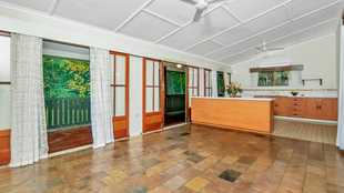 Beautiful, well-built timber homes like this are a rarity.