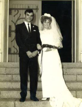 John and Jennifer BUZZI   - 18.1.19 -   50 Year Golden Anniversary