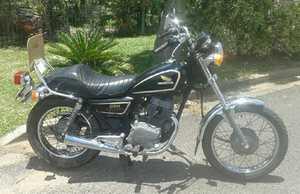 <p> HONDA CM250 Custom, 1985, RWC, in very good condition, reg'd 04/19, 1000klms since recon...