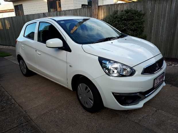 MITSUBISHI MIRAGE 2016 