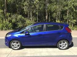 2011 model hatch. One owner, only 30,200 km, excellent condition. Auto, cruise control, bluetooth, v...