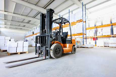 <p> <strong>FORKLIFT DRIVER</strong> </p> <p> Busy transport company requires an experienced...</p>