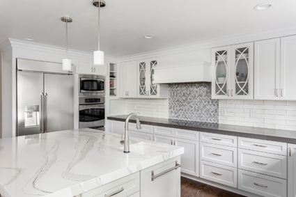 New kitchens or Door & Benchtop Replacements.
