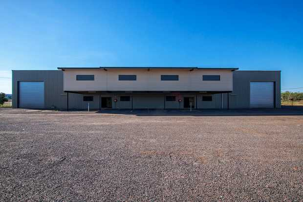 Large Industrial Premises For Lease   4 Matthew Hopkins Rd, Holtze (opp RGM Maintanence)  ...