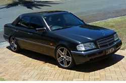 MERCEDES C220 1995   Registered, 221,000 kms, service history,   $4500.   Phone (07)...