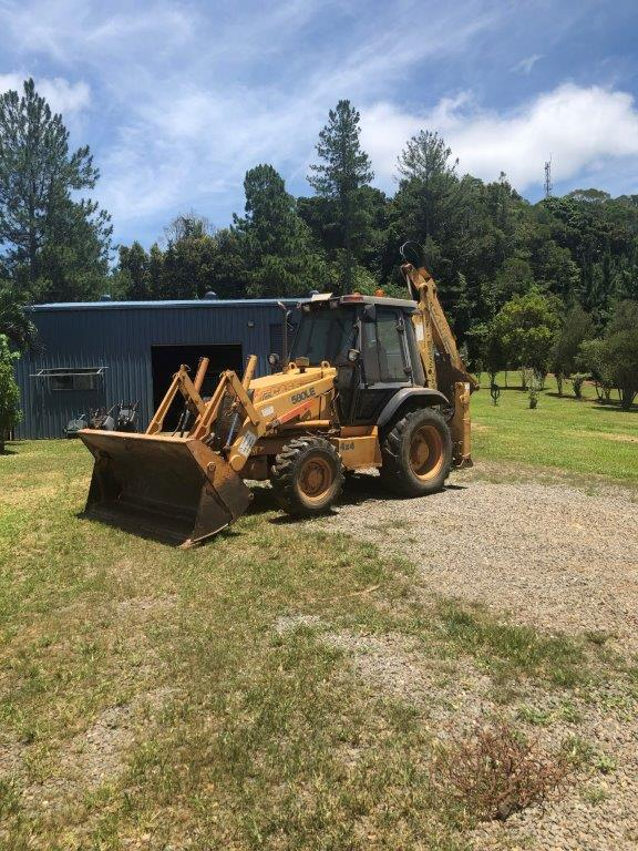 Side shift