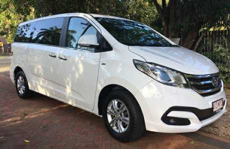 <p> 13,000km, 6sp Auto, 2.5L Petrol 9 Seat. </p> <p> Great Family ride-share vehicle, excellent...</p>