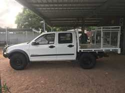 HOLDEN RODEO 2006Dual cab, Diesel Registered Roadworthy. 260 000 KMs, Townsville $10,000 Stuart Neas...