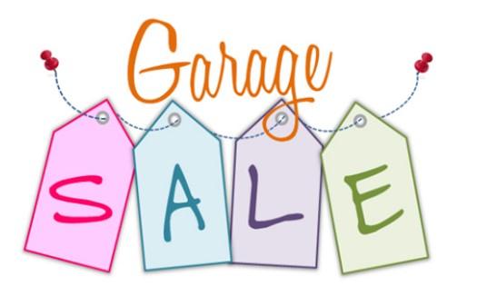 Garage Sale Pictures