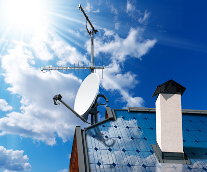TV. ANTENNA'S