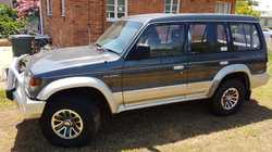 RWC, 6 months rego, 7seats, VW windows,   bullbar, new tyres, towbar, country wagon.   $2...