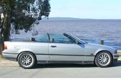 BMW 328i Convertible   98 auto in great cond, good car to own & drive, don't use it...