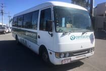 MITSUBISHI ROSA DELUXE BUS 2007