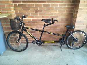 polygon tandem bike
