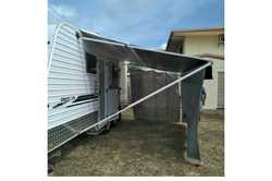 S O L D -  BILLABONG 17'6 Semi off road 20ft plus drawbar, full ensuite, washing machine...