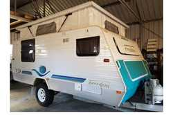 """JAYCO Freedom Pop Top 2003,    15'6""""  in excel. cond.  includes awnin..."""