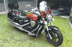 SUZUKI CRUISER 2009 Boulevard Cruiser, 800cc, 35k, very good condition, lots of extras. $3,500. P...