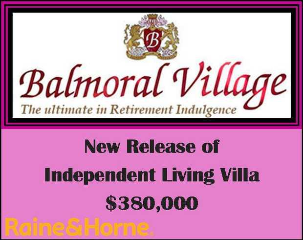 BALMORAL VILLAGE    800 Lower North East Road, DERNANCOURT   OPEN SUN 1 - 2 PM   New...