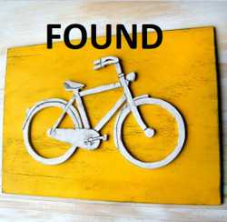 FOUND       MTB/Trail bike found on Freshwater Road, Jingili on 29th January.   ...