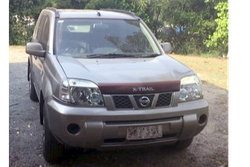 2005 x-trail T30 4x4 manual, petrol. good condition through out.New clutch , breakes, rear suspentio...