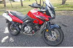 SUZUKI 05 V-Strom 650, regrettable sale, new tyres & battery, good condition, 30,000kms, $3,7...