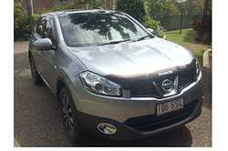 NISSAN Dualis 2WD Hatch model T-IL, 2012, 2.0L auto, rego 11/19, 54,500kms immaculate condition....
