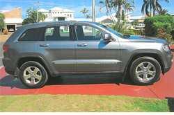 JEEP Grand Cherokee Laredo Wagon 2011 diesel 3.0L, 6cyl, 5spd, rego 12/19, serviced regularly, go...