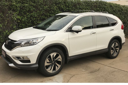 Honda CRV VTIL 2016 (Luxury Model)