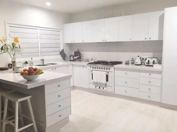 A NEW KITCHEN LOOK FOR HALF THE COST