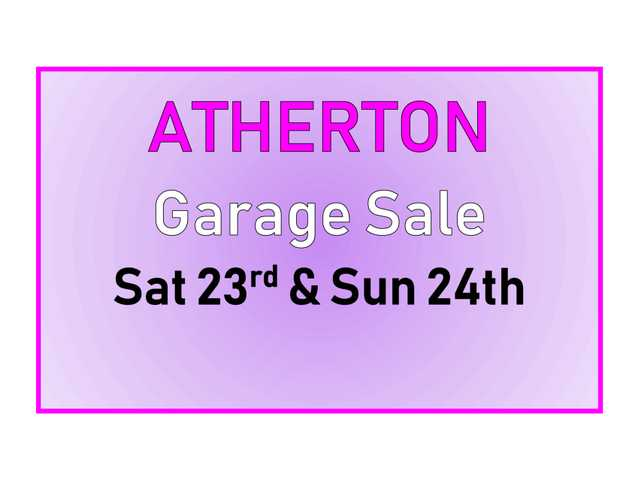 SATURDAY 23rd and SUNDAY 24th February   7am - 5pm      BARGAINS GALORE!