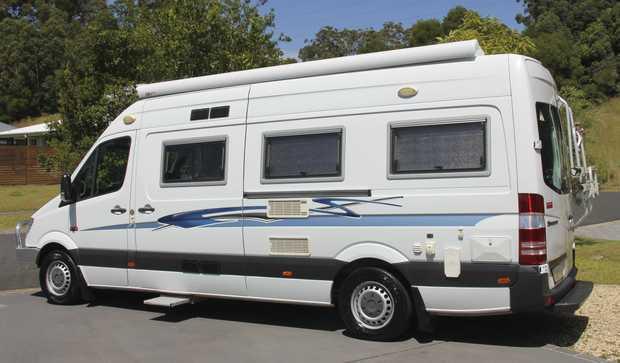 Browsing Caravans & Motor Homes | Rockhampton Classifieds | Morning
