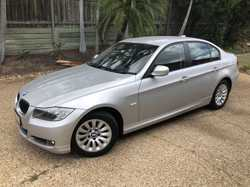 BMW 320i 2009Executive use in city and undercover parked, 82,600 kms, one owner, service record, reg...