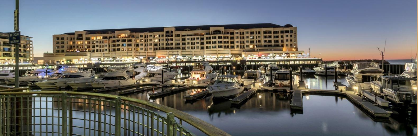 Holdfast Shores Marina, Glenelg   $425,000   0419700091